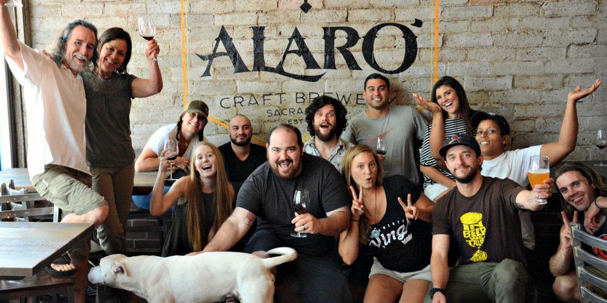 Alaro-Craft-Brewery