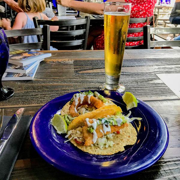 Alaro Fish Tacos