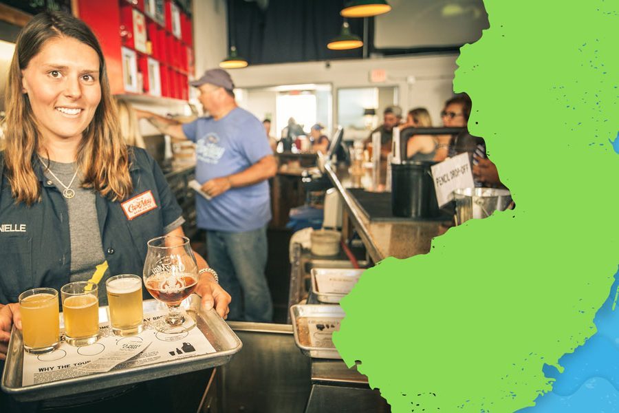 New Jersey Tourism and Breweries