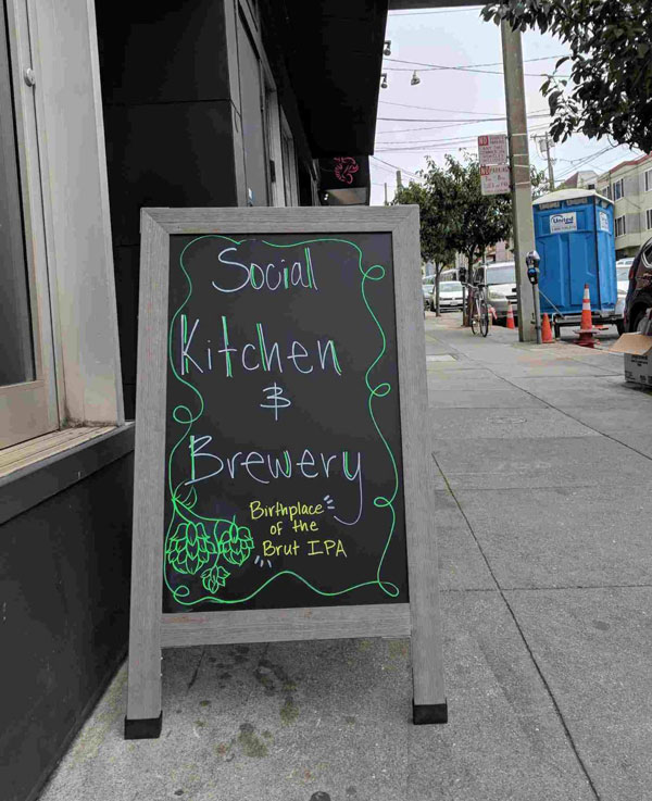 Social Kitchen And Brewery: The Birth Of Brut IPA And The One Brewer Behind The Style
