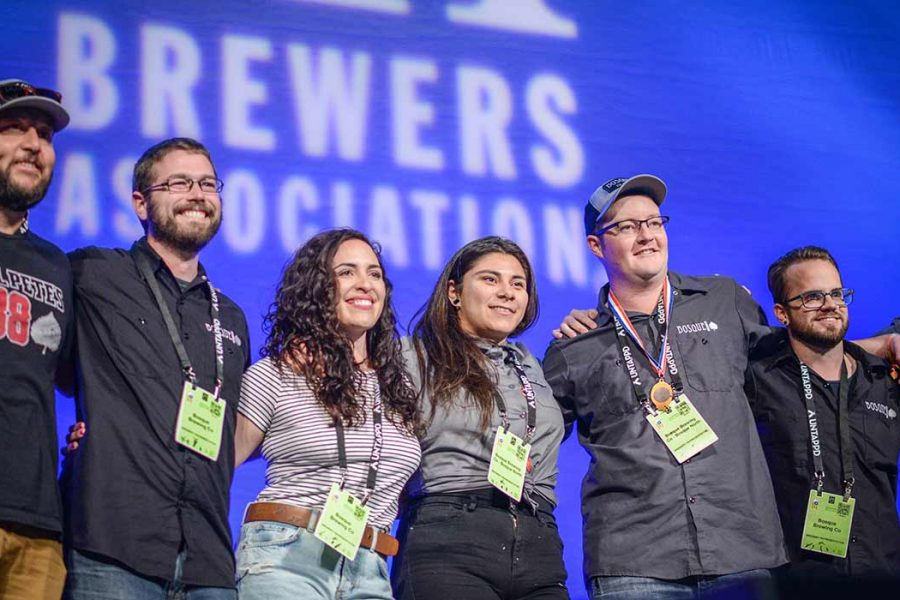 2018 Great American Beer Festival competition awards
