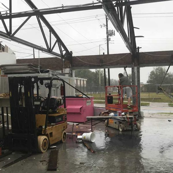 tidewater brewing hurricane florence damage