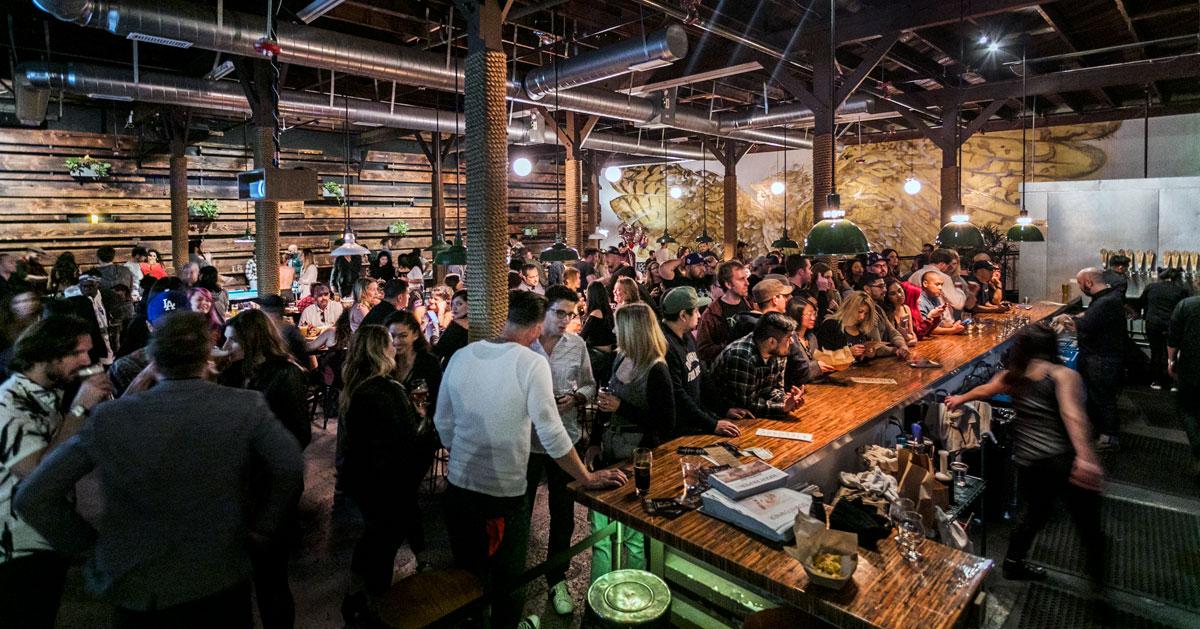 Craft Beer Bars San Fernando Valley