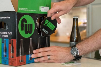 funkwerks variety beer packagin