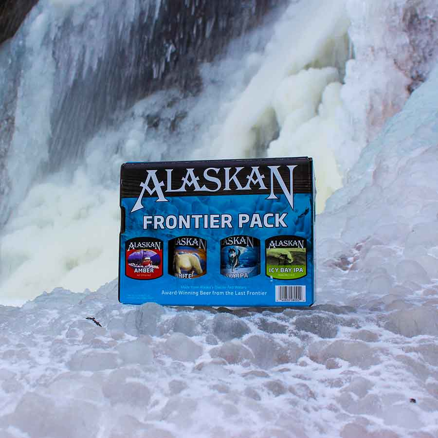 alaskan brewing variety beer package