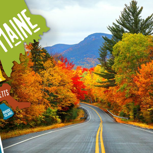 Epic New England Road Trip