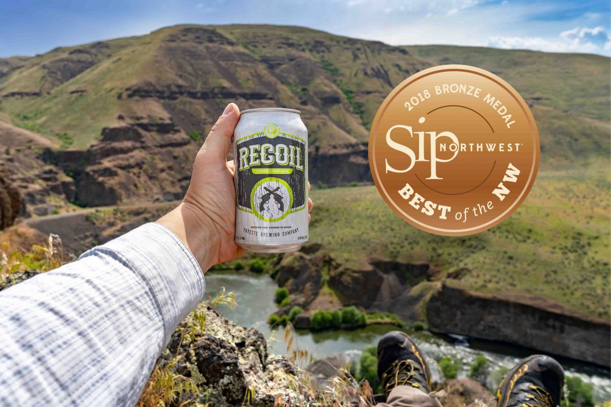 Payette Brewing Wins Medal in 'Best of the Northwest' Competition