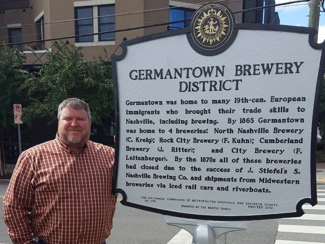 New Historical Marker to Commemorate Nashville's Germantown Brewery District