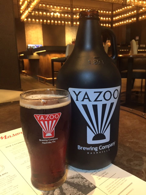 Yazoo Brewing Lowes Vangerbilt