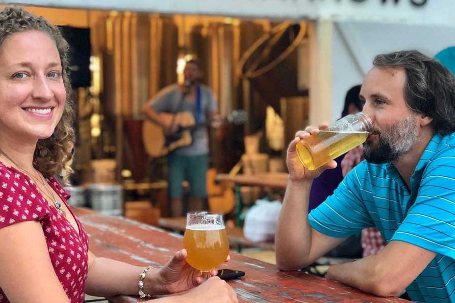 black narrows island breweries