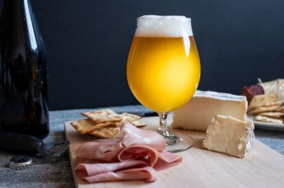 winter Beer cheese and meat pairing party