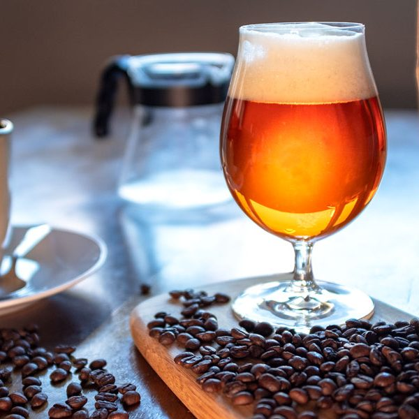 Craft Coffee Beers