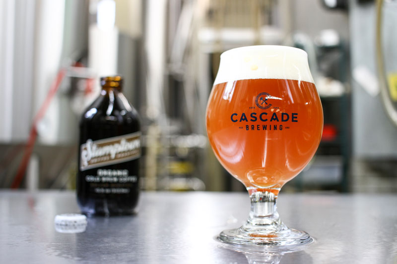 Cascade Coffee Beer