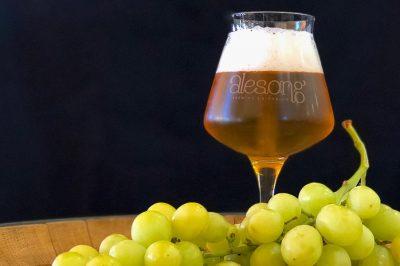 alesong brewing wine beer