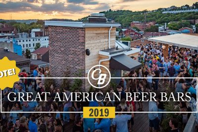 Vote for Great American Beer Bars 2019
