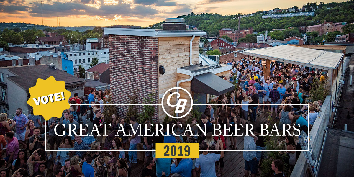 Vote for Great American Beer Bars 2019