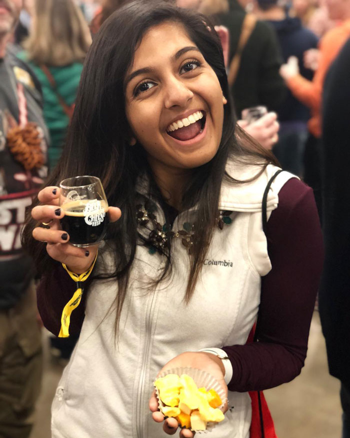 Isthmus Beer and Cheese Fest in Madison, Wisconsin
