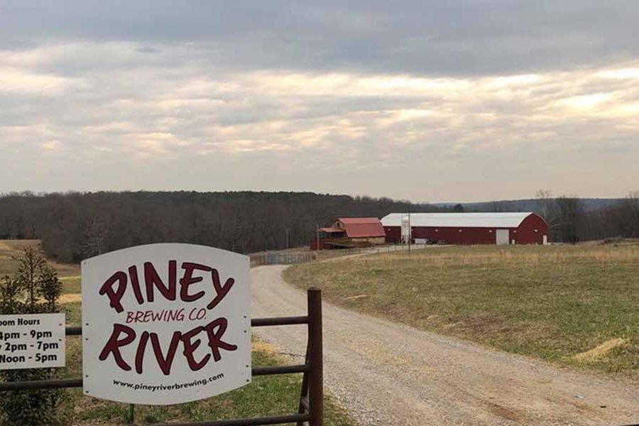 piney river brewing