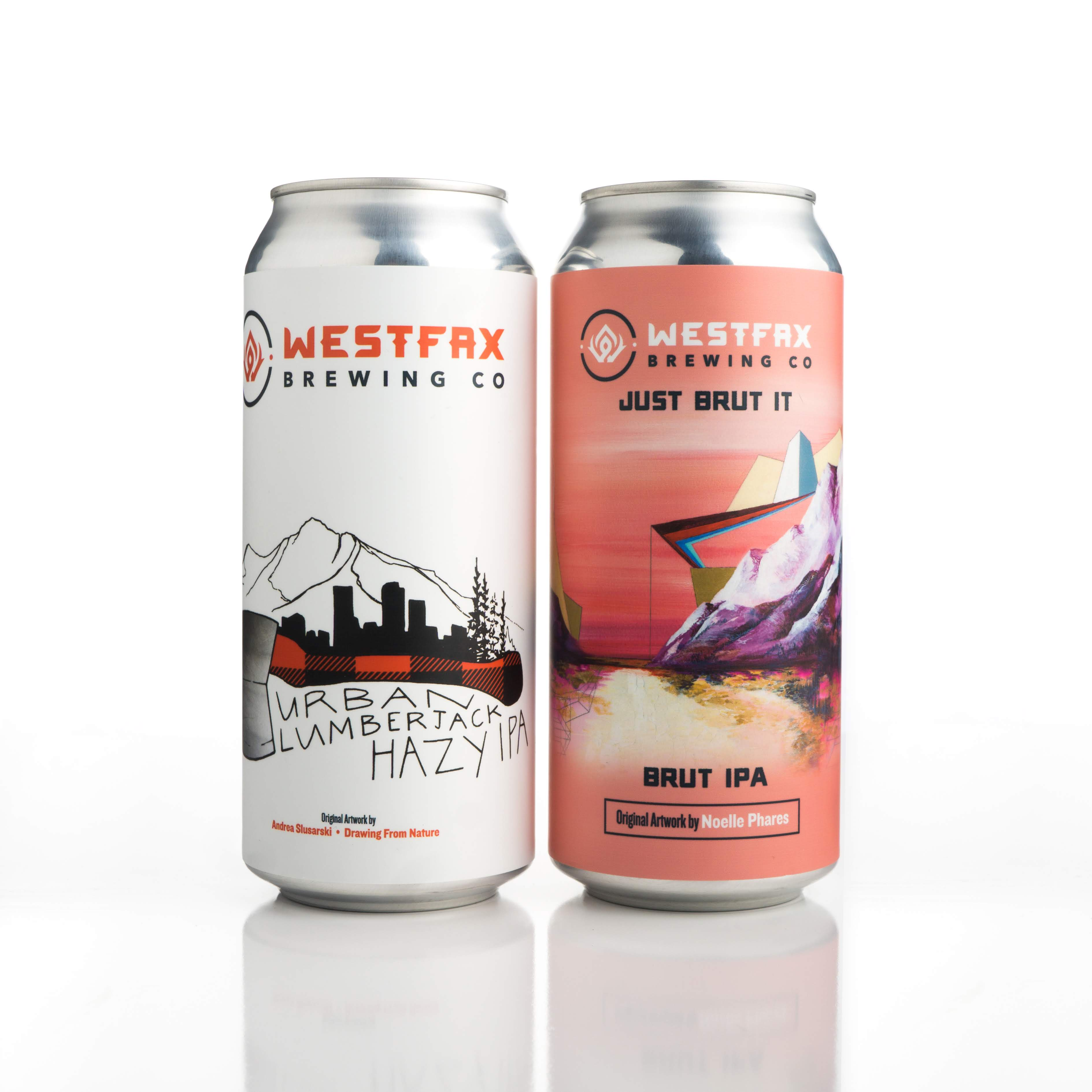 WestFax Brewing to Release 16oz Cans