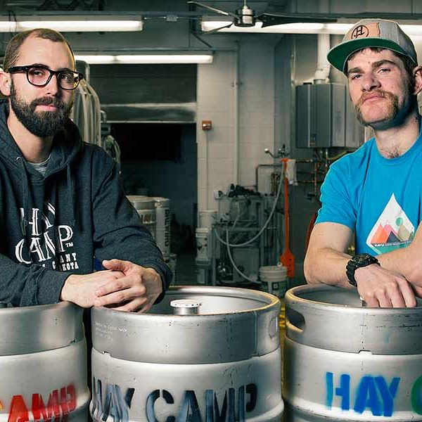 hay camp brewing founders