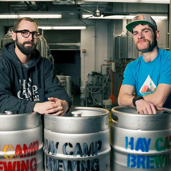 hay camp brewing company founders