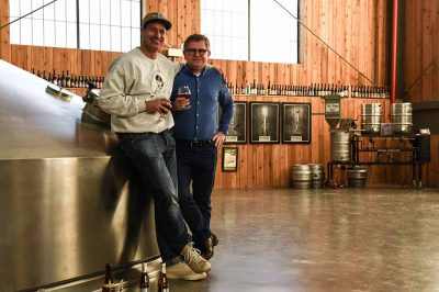 dogfish head and rodenbach collaboration