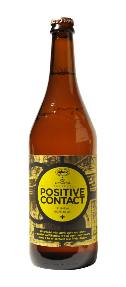 Positive Contact beer