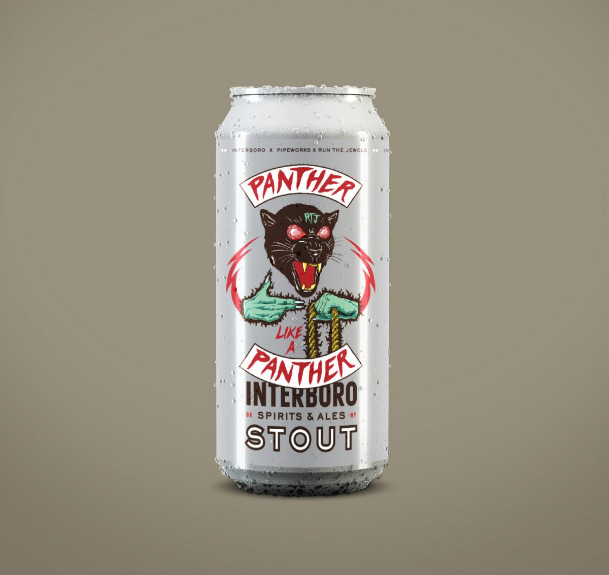 Panther Like a Panther hip hop beers