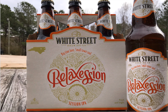 White Street Brewing Co. Announces Release of Relaxession