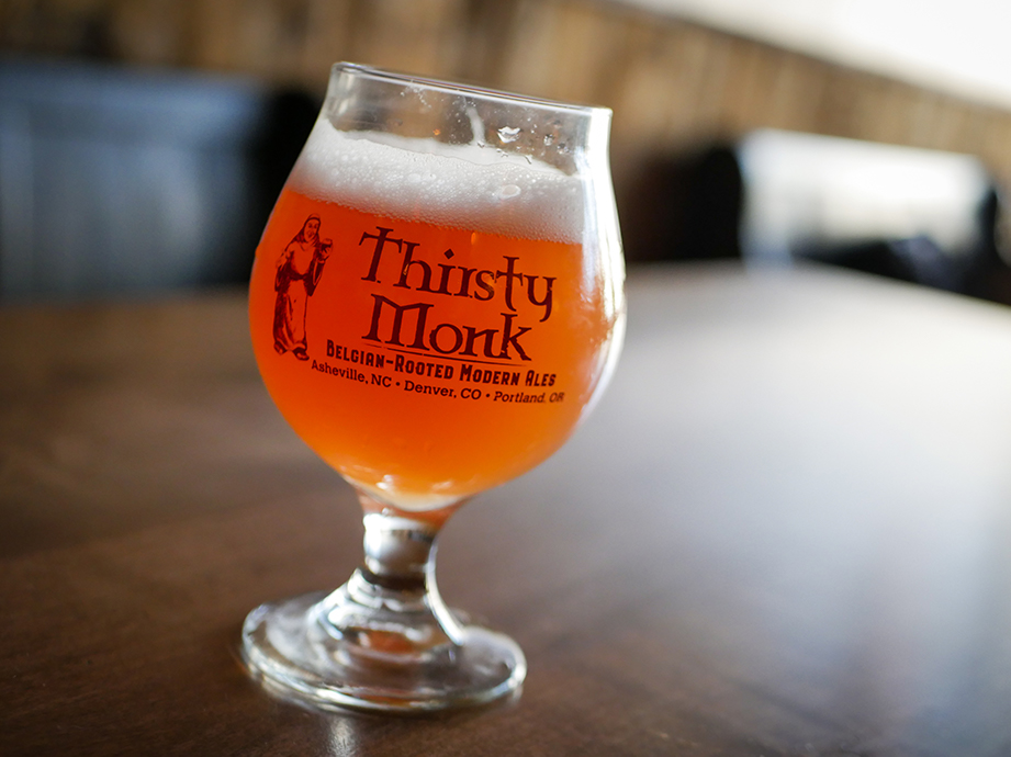 Thirsty Monk Debuts Crooked Stave Collaborations Brett Brut Rose IPA