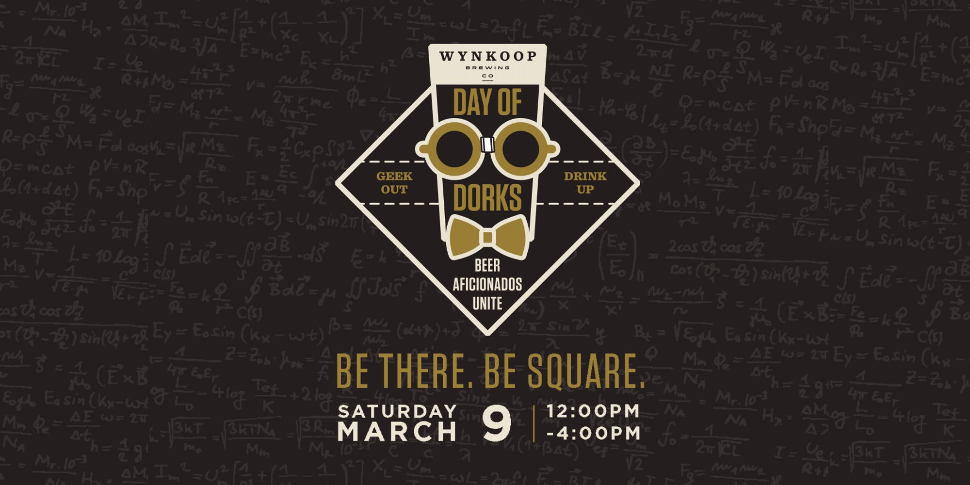 Day of Dorks by Wynkoop Brewing Company