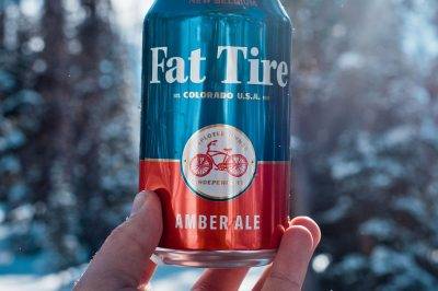 fat tire beer new can