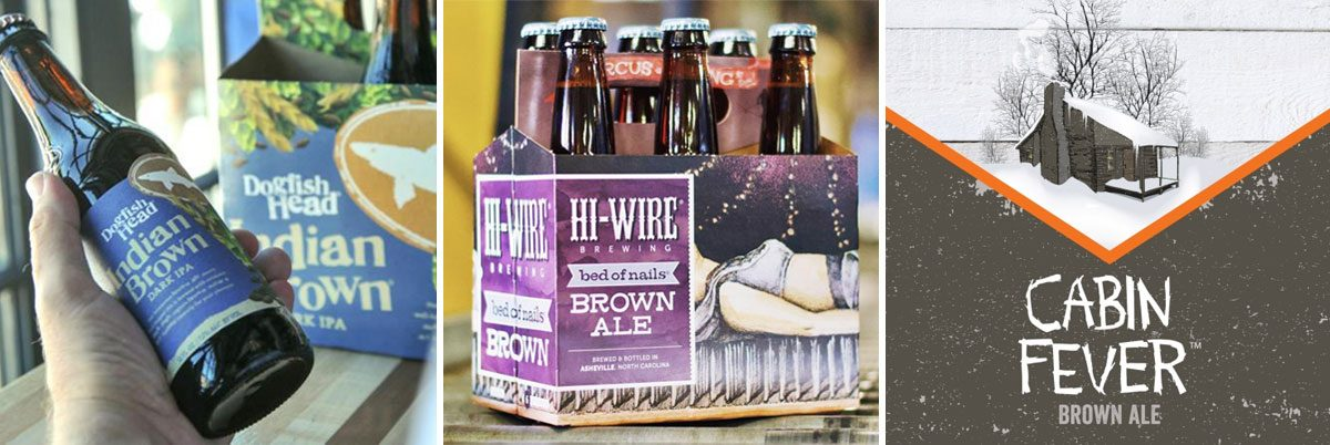 american brown ales from craft brewers