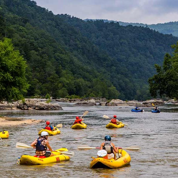 asheville's french broad river