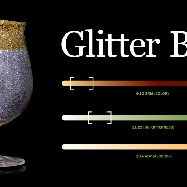 Glitter Beer Style