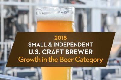 craft beer growth report 2018