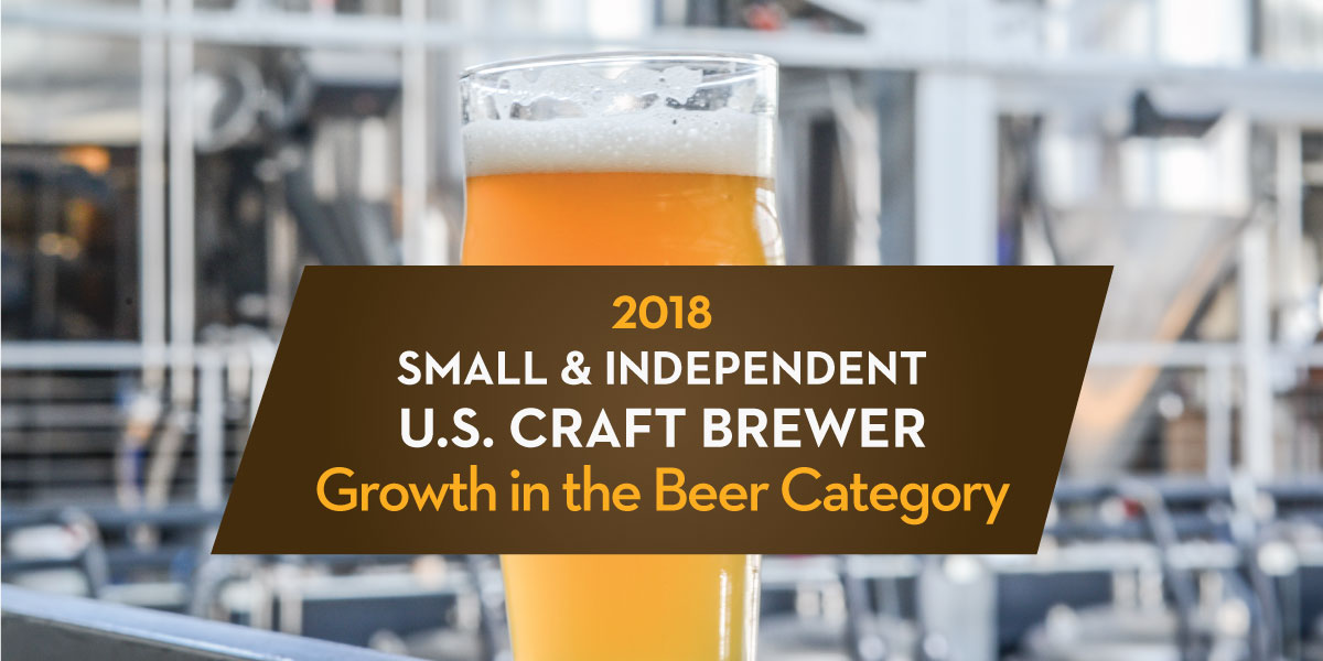 craft beer growth report 2018