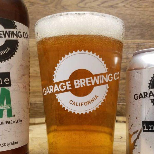 garage brewing dodger stadium