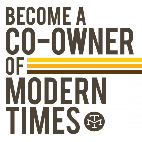 Modern Times To Become Employee & Fan Owned