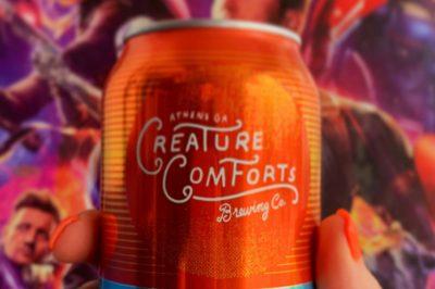 tropicalia craft beer avengers endgame