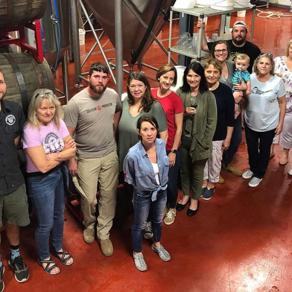 southern prohibition brewing mom brew day