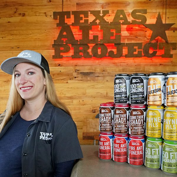 kat thompson texas ale project