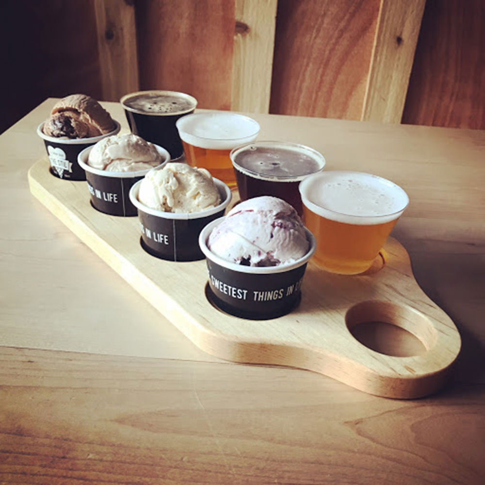 the stil beer ice cream