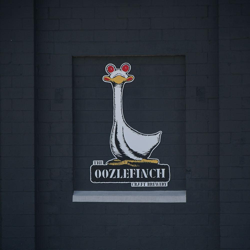 oozlefinch mascot