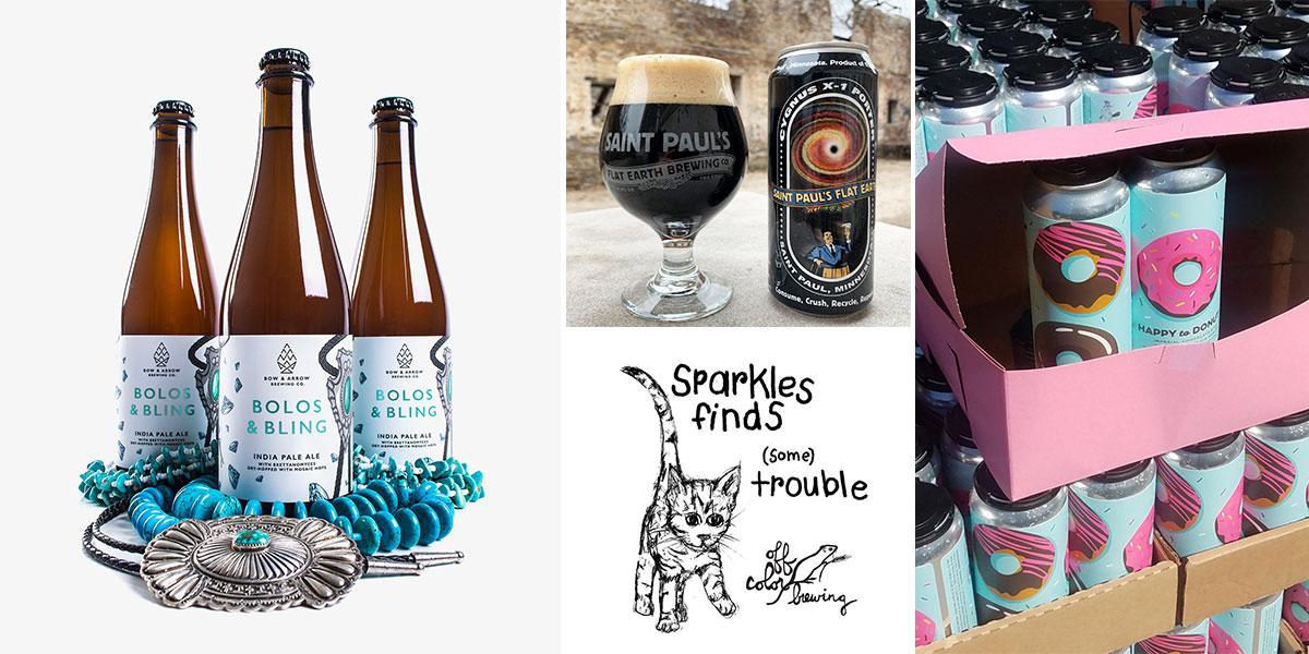 Stories Behind 10 Strange Beer Names