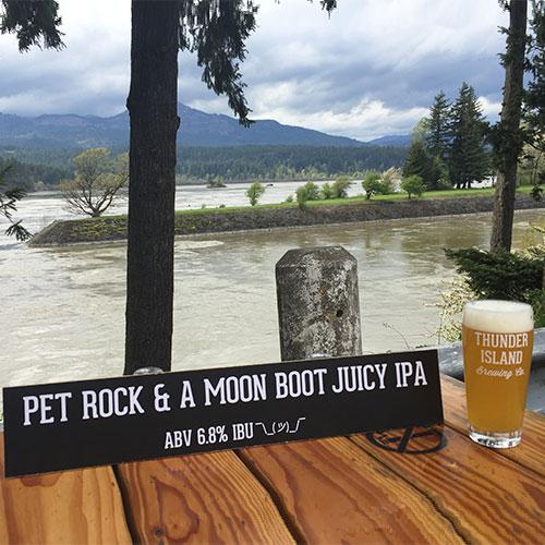 Pet Rock Moon Boot Juicy IPA