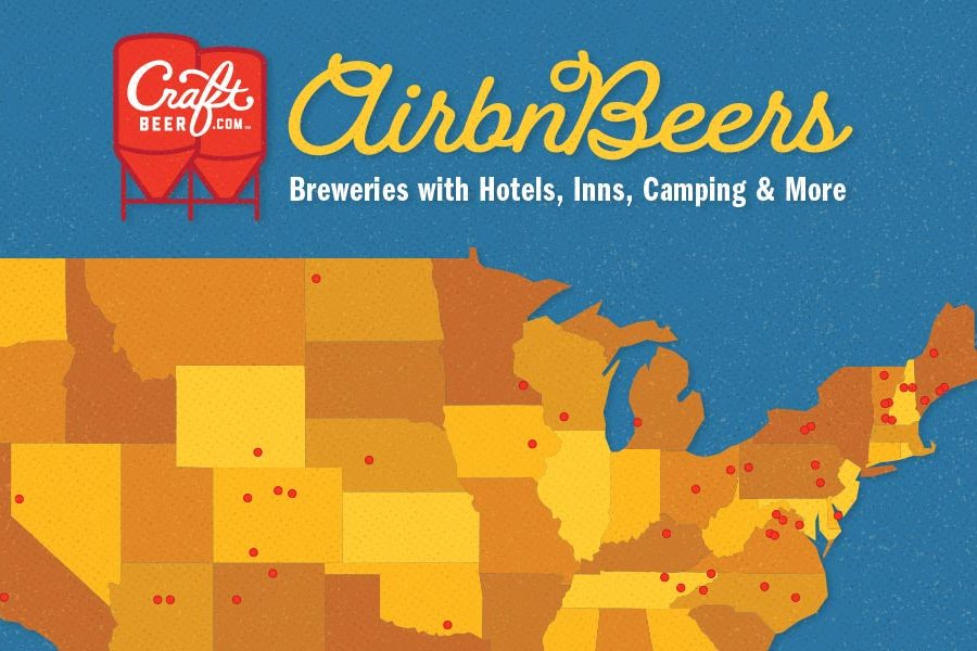 brewery hotels inns campgrounds guide