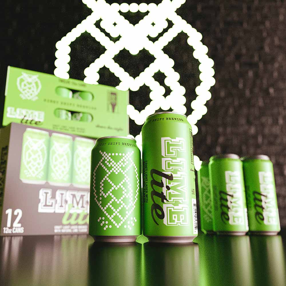 lime lite craft beer
