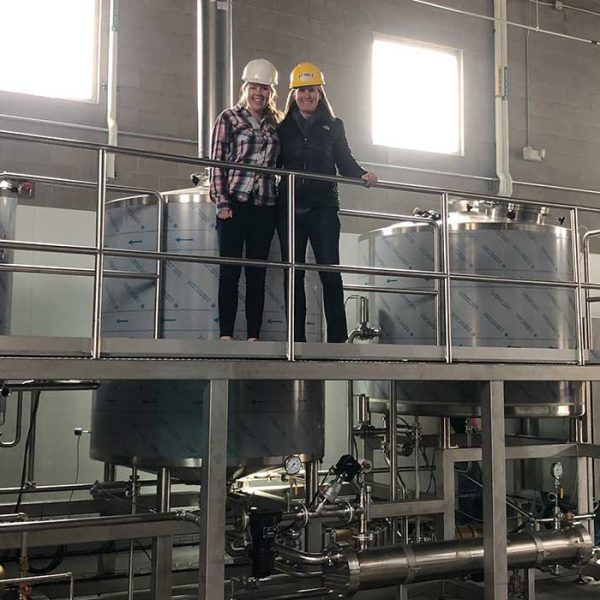 gluten-free brewery holidaily expansion