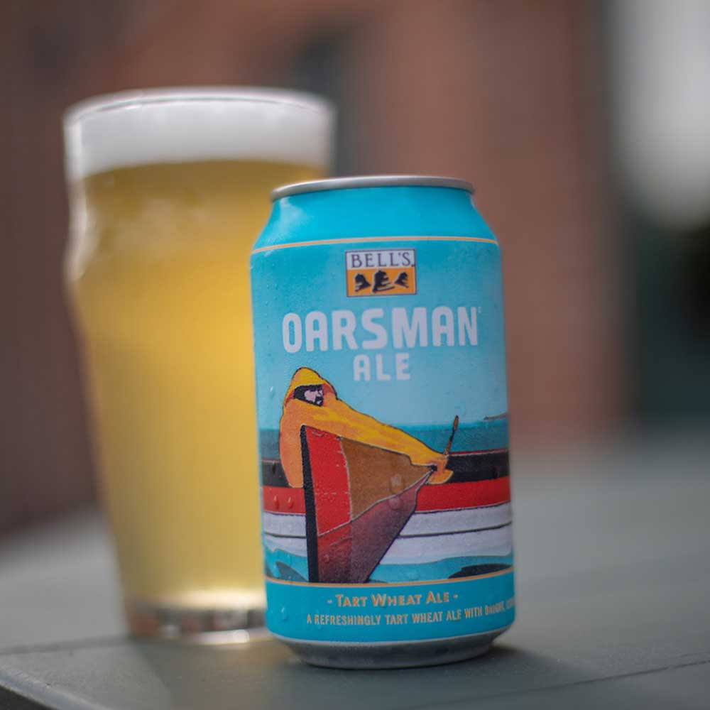 bell's oarsman ale lower calorie beer